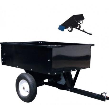 Přívěsný vozík za zahradní traktor