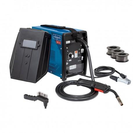 Scheppach WSE3200 svářečka s plněnou drátovou elektrodou