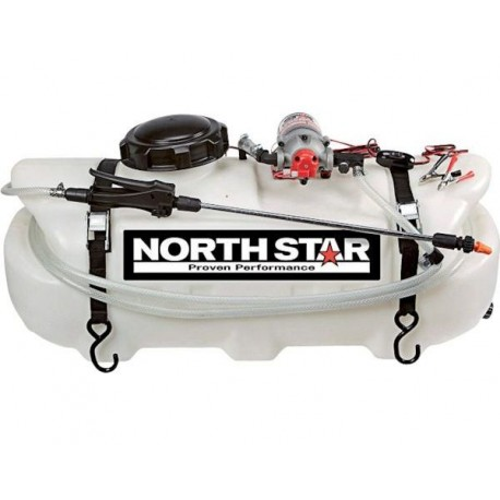 Postřikovač North Star nádrž 60l + čerpadlo 12v
