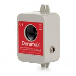 Deramax-Profi - Ultrazvukový plašič (odpuzovač) kun a hlodavců