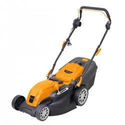 Riwall PRO REM 3817 travní sekačka s elektrickým motorem 2 v 1