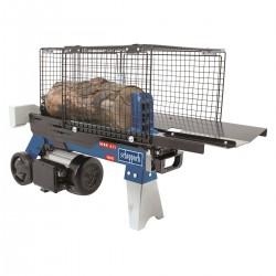 Scheppach HL 660 o horizontální štípač na dřevo 6,5t