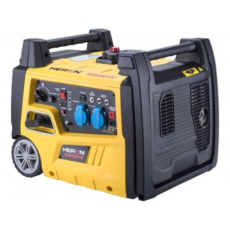 Heron 3200 5,4HP/3,2kW, elektrický start