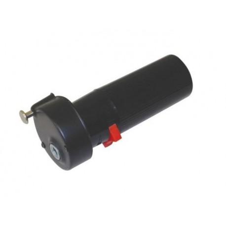 Motorek ke grilu bateriový