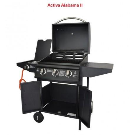 ALABAMA III plynový gril s bočním vařičem