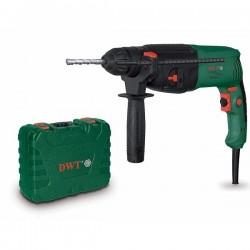 DWT SBH08-26 T BMC elektrické vrtací kladivo SDS+ v kufru 850 W