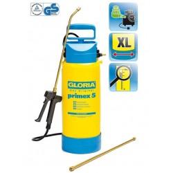 GLORIA PRIMEX 5 tlakový postřikovač + kompresorová přípojka