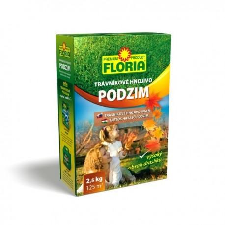 Agro trávníkové hnojivo Podzim 2,5 Kg
