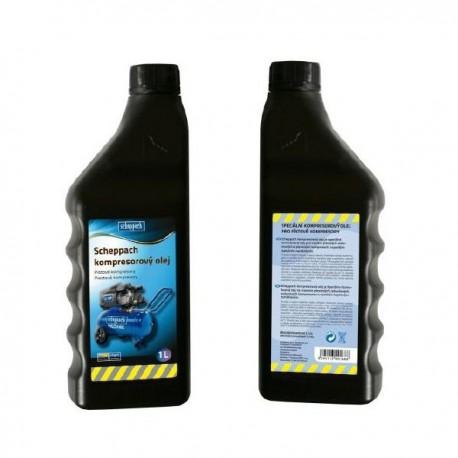 Scheppach 3906100701 kompresorový olej