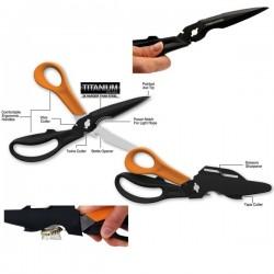 FISKARS Cuts+More víceúčelové nůžky