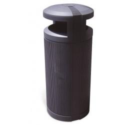 Venkovní odpadkový koš Prima Linea 120l