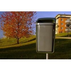 Venkovní odpadkový koš Elegant