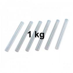 Tavné bílé tyčinky 11mm, 1kg