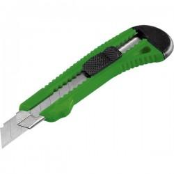 Nůž ulamovací s kovovou výztuhou, 18mm, EXTOL PREMIUM 80036