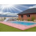 Bazény, sprchy, solární ohřevy vody