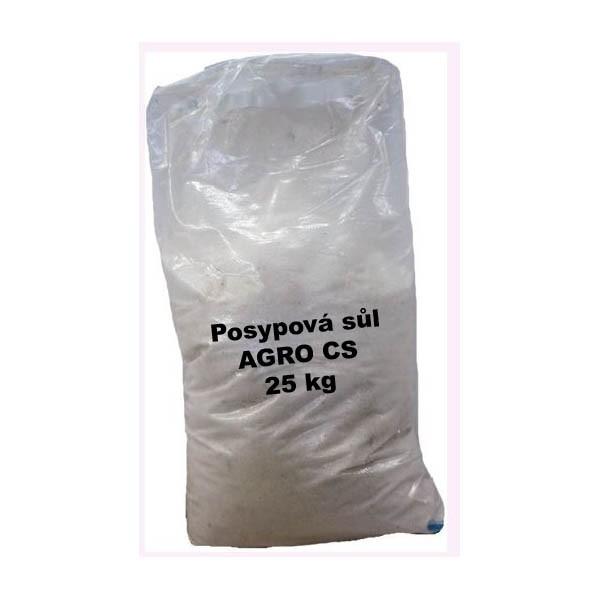 Posypová sůl AGRO Antiled 25 kg