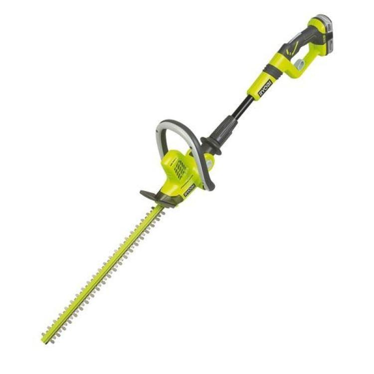 Ryobi Ryobi RHT 1850 XLI nůžky na živý plot s dlouhým dosahem ONE+ set RHT 1850 XLI