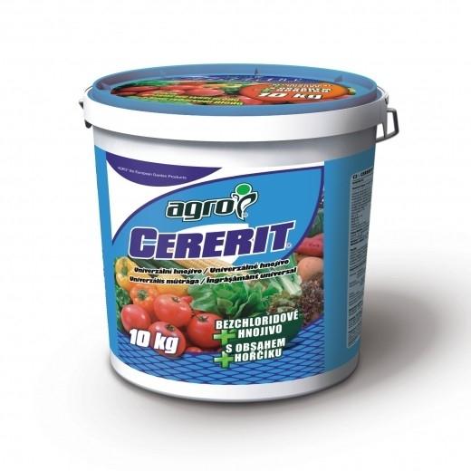 AGRO Univerzální hnojivo CERERIT 10 kg Cererit 10 kg 000309