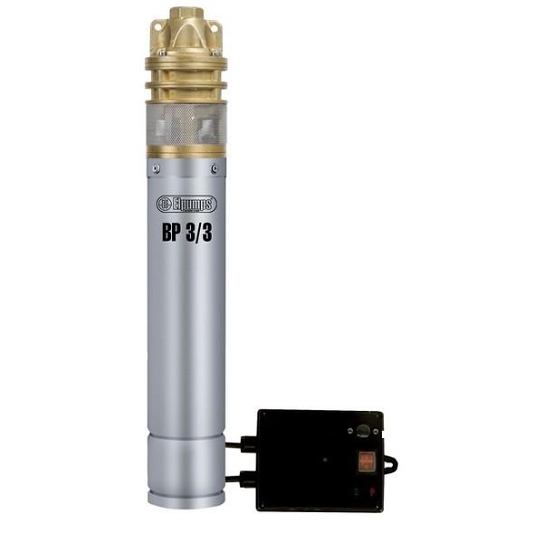 Elpumps BP 3/3 hlubinné ponorné čerpadlo do studní a vrtů