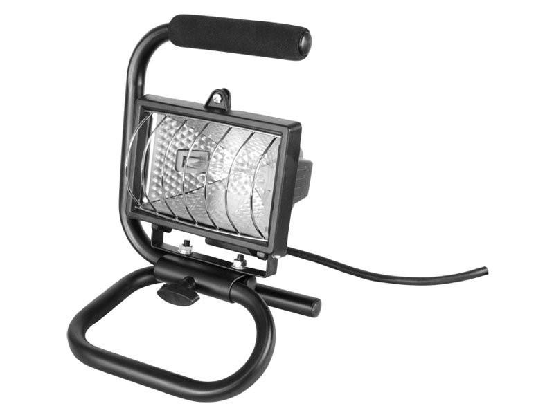 Extol Craft Světlo halogenové přenosné s podstavcem, 150W Světlo halogenové 82788