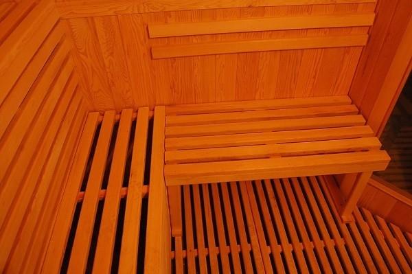 DeLuxe HR 4045 finská sauna HealtLand