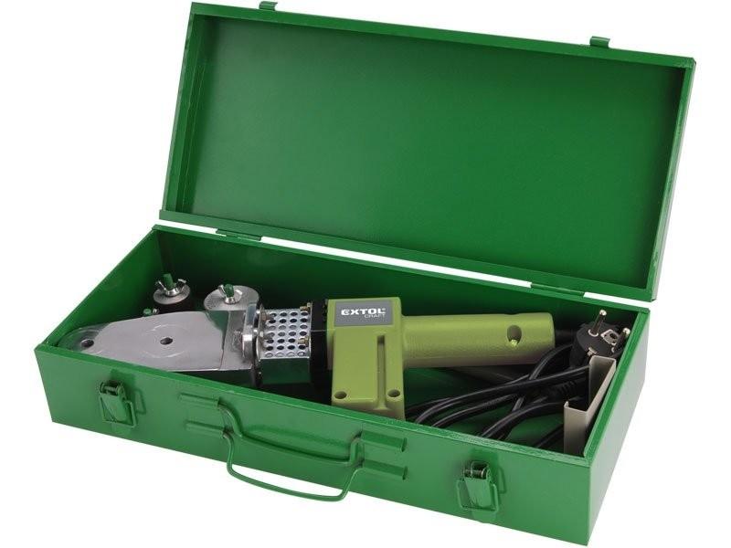 Extol Craft Svářečka polyfúzní nožová, 600W, 0-300°C Svářečka 419311