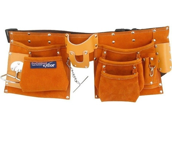 Extol PREMIUM Pás na nářadí kožený Extol Premium Pás na nářadí kožený 420