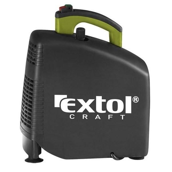 Extol Craft Bezolejový kompresor 1100W, EXTOL CRAFT Kompresor bezolejový 418100