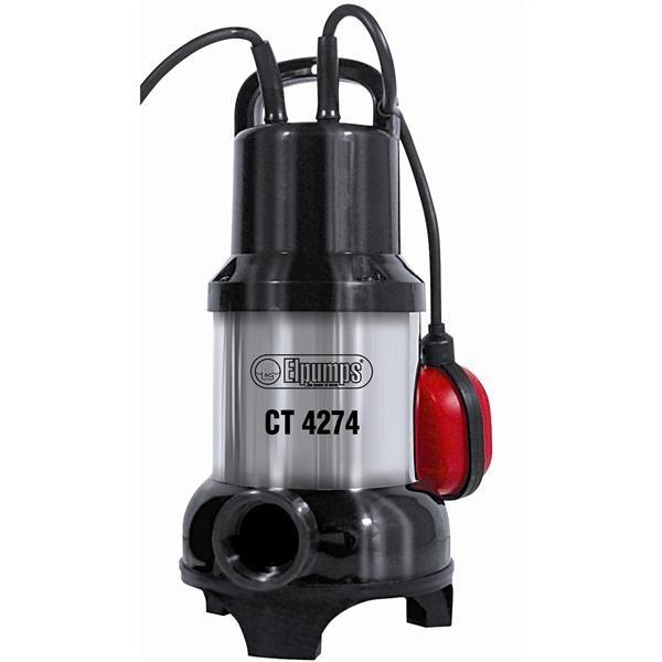 Elpumps CT 4274 univerzální čerpadlo na vodu
