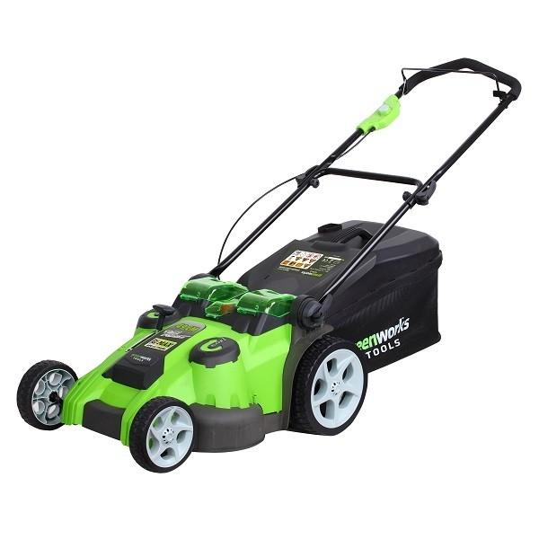 GreenWorks G40LM49DB akumulátorová travní sekačka 40 V
