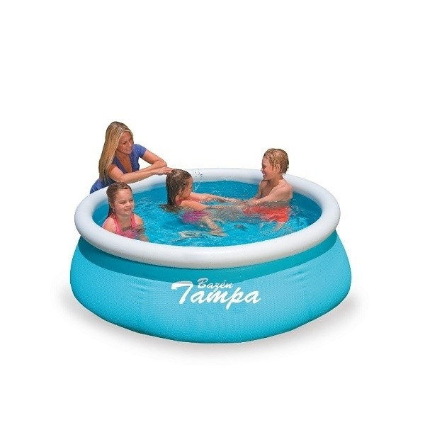 Bazén Tampa 1,82x0,51 m bez filtrace