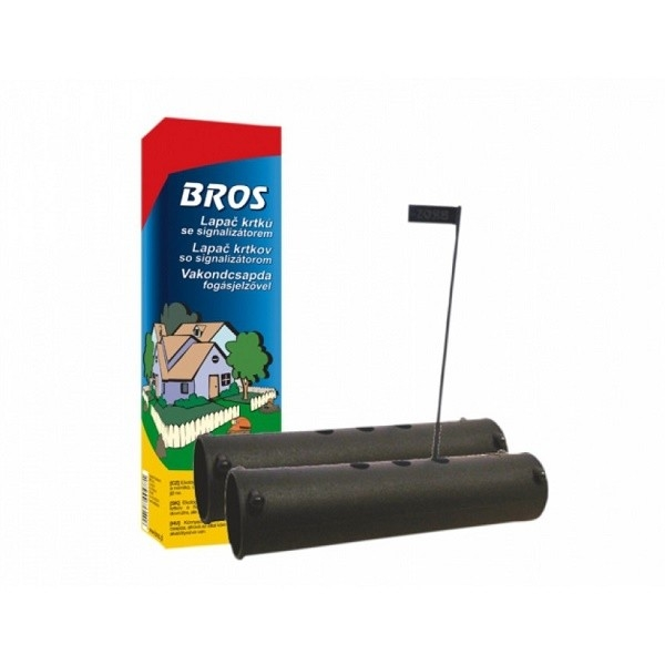 BROS - past na krtky se signalizací BROS past na krtky 5522