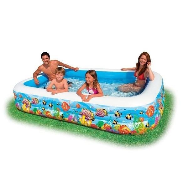Nafukovací bazén Tropický útes bazén Tropický útes 11630075