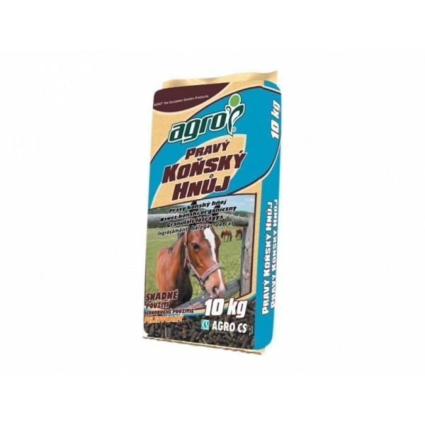 AGRO AGRO Koňský hnůj 10 kg Koňský hnůj 10 kg 000775