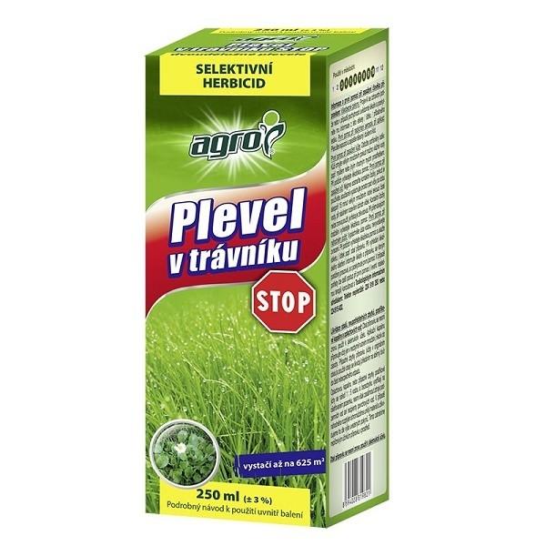 AGRO AGRO Plevel v trávníku STOP 250 ml Plevel v trávníku STOP 017154