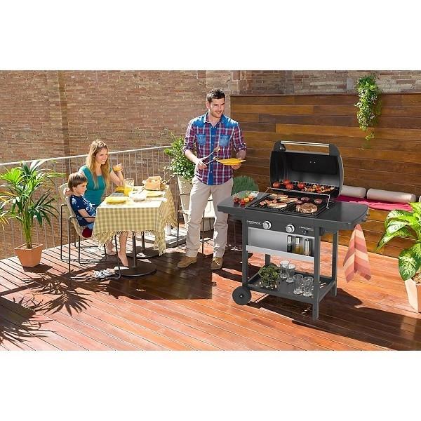 Campingaz 2 Series Classic L kontaktní plynový gril 2 Series Classic L gril