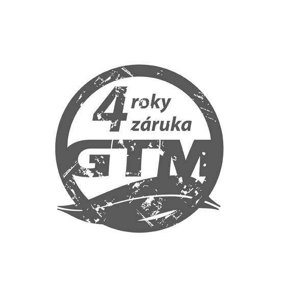 GTM Professional GTM GTS 1300M benzinový drtič dřeva GTM GTS 1300M