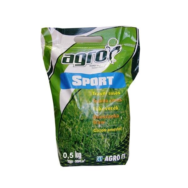 AGRO AGRO travní směs SPORT 0,5 kg 000702