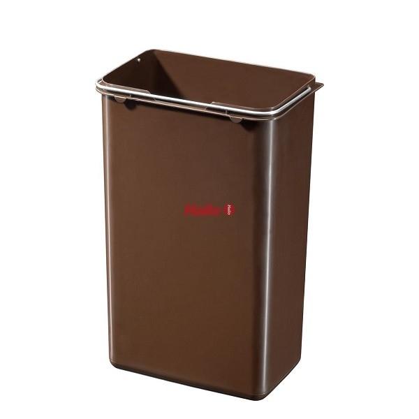 Hailo CZ Hailo Öko PLUS L nášlapný třídič odpadu červený 0633-240 0633-240