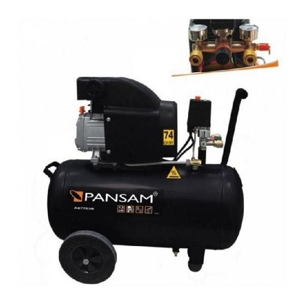 PANSAM A077030 olejový kompresor PANSAM A077030