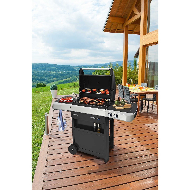 Campingaz 2 Series RBS L kontaktní plynový gril 2000025138