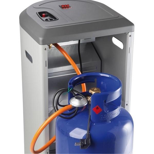 Plynová kamna RELAX PLUS + elektro TB15001