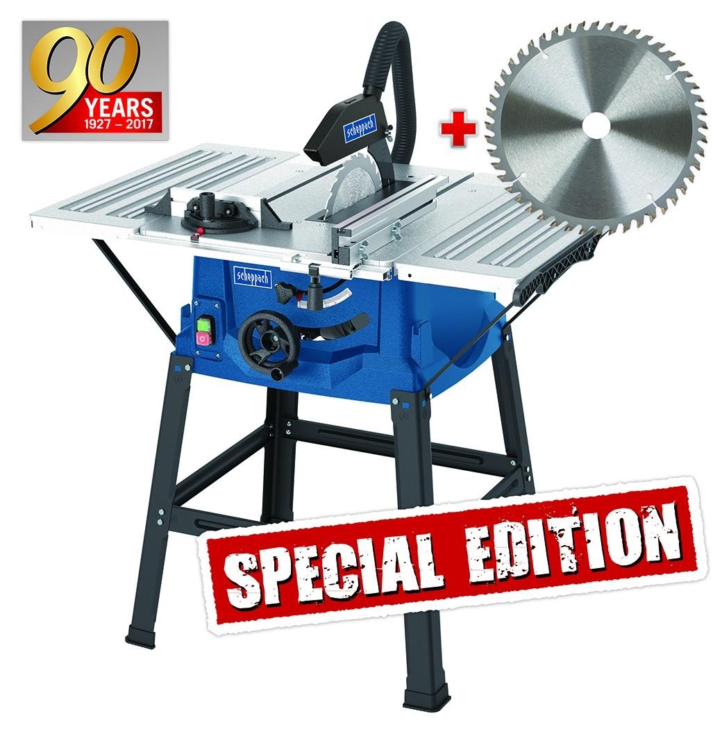 HS 100 S Scheppach special