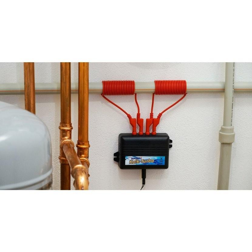 Deramax Kalk-Turbo - elektromagnetický změkčovač vody 0480