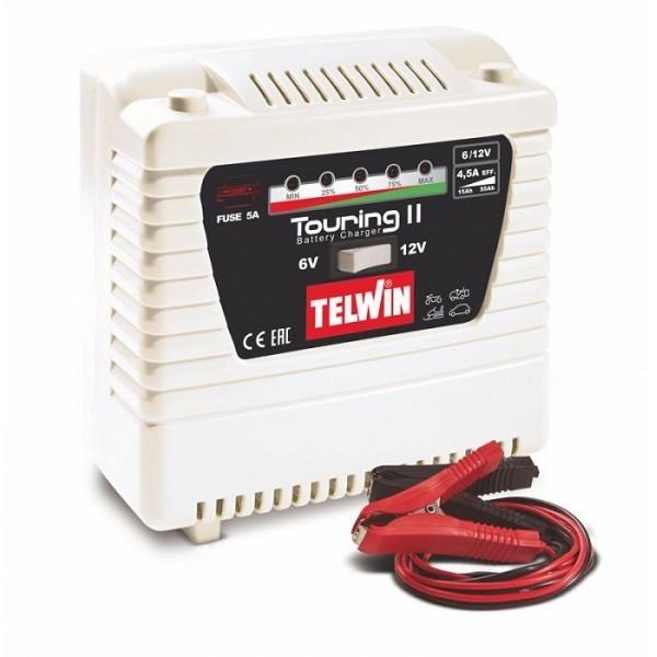 Telwin Touring 11 nabíjecí zdroj