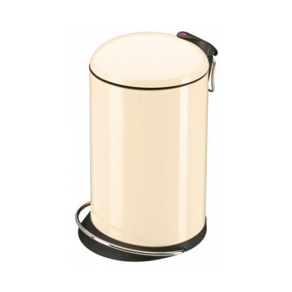 Nášlapný odpadkový koš Hailo TOPdesign 16 vanille 0516-570