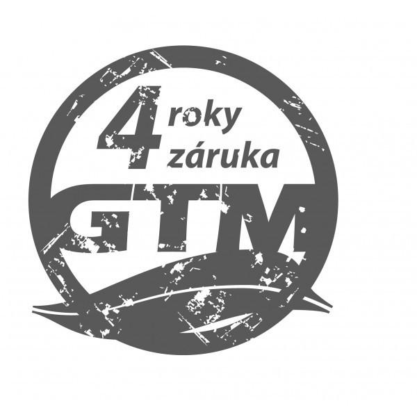 GTM Professional GTM GTS 1300G benzínový drtič dřeva GTM GTS 1300G
